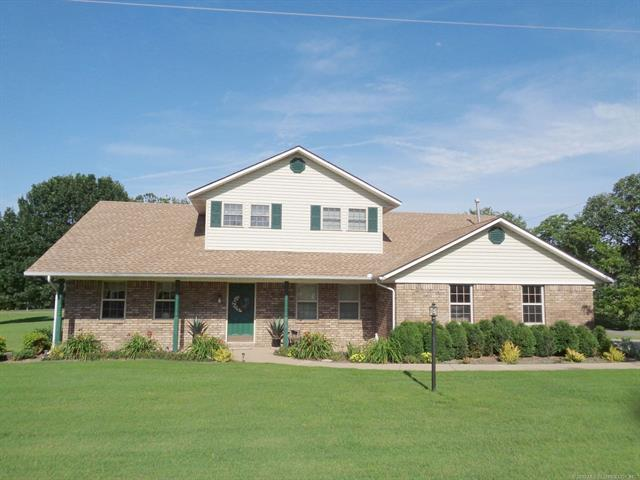 453 Fisher Drive, Eufaula, OK 74432 (MLS #1921702) :: Hopper Group at RE/MAX Results
