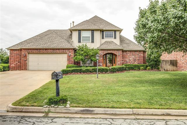 6843 E 83rd Street, Tulsa, OK 74133 (MLS #1921838) :: Hopper Group at RE/MAX Results