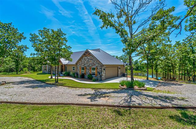 595 County Road 2276, Barnsdall, OK 74002 (MLS #1921847) :: Hopper Group at RE/MAX Results