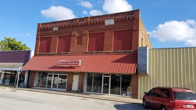 16 W Commercial Street, Inola, OK 74036 (MLS #1921881) :: Hopper Group at RE/MAX Results
