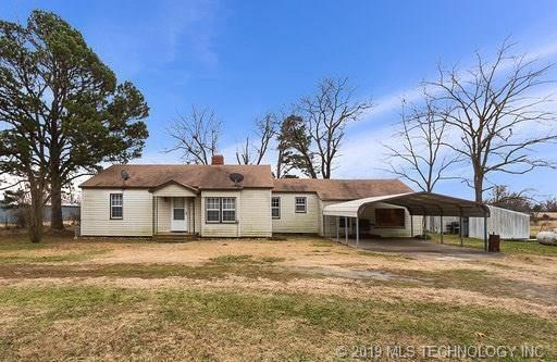 18777 E 581 Road, Colcord, OK 74338 (MLS #1922043) :: Hopper Group at RE/MAX Results