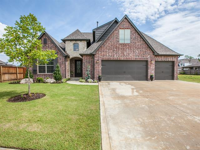 7057 E 124th Place S, Bixby, OK 74008 (MLS #1922127) :: RE/MAX T-town