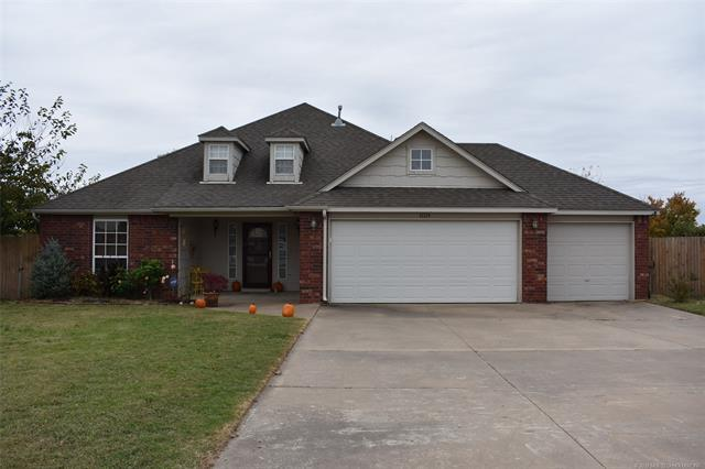 11115 E 121st Street North, Collinsville, OK 74021 (MLS #1922292) :: RE/MAX T-town