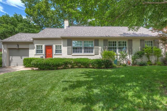 2327 S Florence Avenue, Tulsa, OK 74114 (MLS #1922442) :: RE/MAX T-town