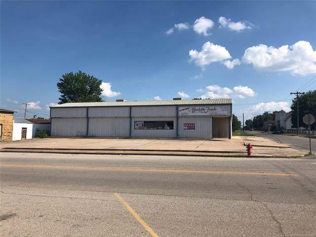 617 Main Street, Barnsdall, OK 74002 (MLS #1922670) :: Hopper Group at RE/MAX Results