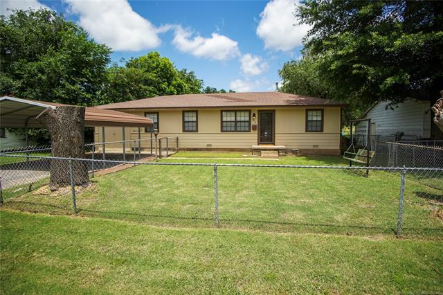 5379 W 1st Street, Tulsa, OK 74127 (MLS #1922758) :: Hopper Group at RE/MAX Results