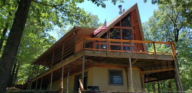 53800 E 330 Road, Jay, OK 74346 (MLS #1922811) :: Hopper Group at RE/MAX Results