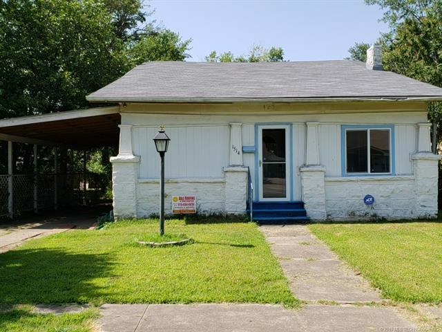 1514 E 8th Street, Okmulgee, OK 74447 (MLS #1923156) :: Hopper Group at RE/MAX Results