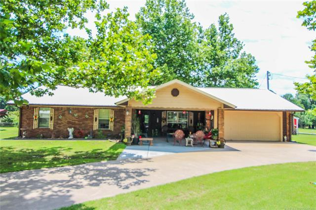 9 Grant French Addition Road, Eufaula, OK 74432 (MLS #1923312) :: Hopper Group at RE/MAX Results