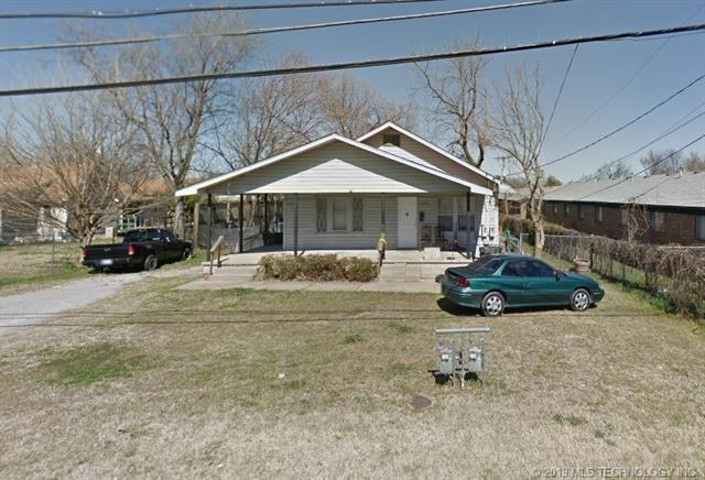 6607 E Latimer Place, Tulsa, OK 74115 (MLS #1923356) :: Hopper Group at RE/MAX Results