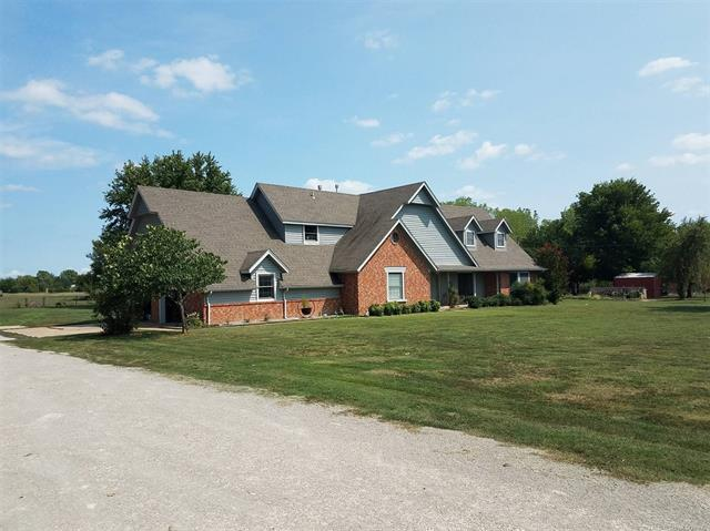 11163 S Oologah Road, Oologah, OK 74053 (MLS #1924290) :: Hopper Group at RE/MAX Results