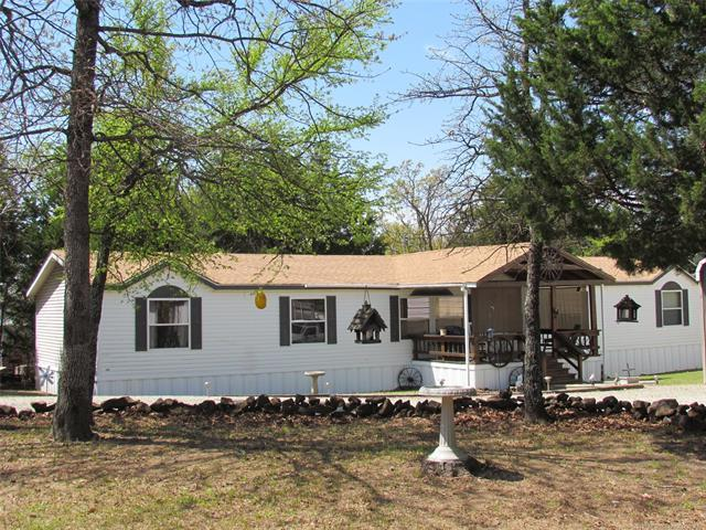 420 Sunrise Drive, Stigler, OK 74462 (MLS #1924393) :: Hopper Group at RE/MAX Results