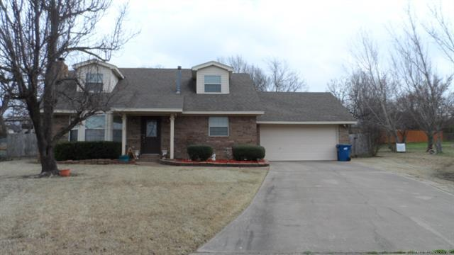 1812 Nightingale Circle, Mcalester, OK 74501 (MLS #1924421) :: Hopper Group at RE/MAX Results
