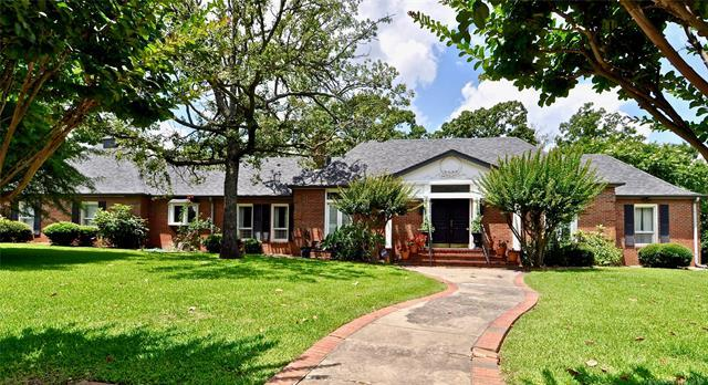 1973 Marie Drive, Durant, OK 74701 (MLS #1924521) :: Hopper Group at RE/MAX Results