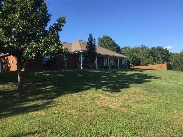 8170 Tannehill Road, Mcalester, OK 74501 (MLS #1924544) :: Hopper Group at RE/MAX Results