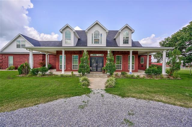 2458 Shuman Road, Mcalester, OK 74501 (MLS #1924583) :: Hopper Group at RE/MAX Results