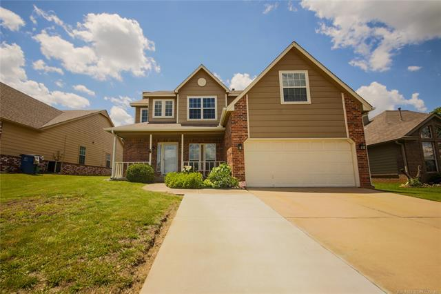 9420 S 88th East Avenue, Tulsa, OK 74133 (MLS #1924845) :: Hopper Group at RE/MAX Results