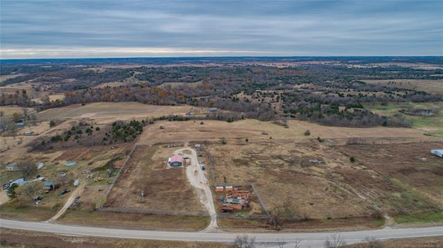 50750 E Highway 18 Street, Ralston, OK 74650 (MLS #1924866) :: Hopper Group at RE/MAX Results