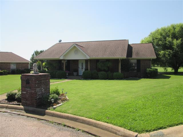 2703 Forrest Circle, Durant, OK 74701 (MLS #1924899) :: Hopper Group at RE/MAX Results