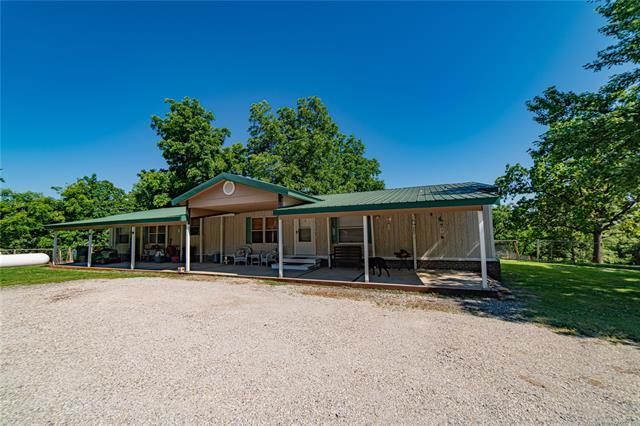 12140 N 68th West Avenue, Sperry, OK 74073 (MLS #1924951) :: Hopper Group at RE/MAX Results