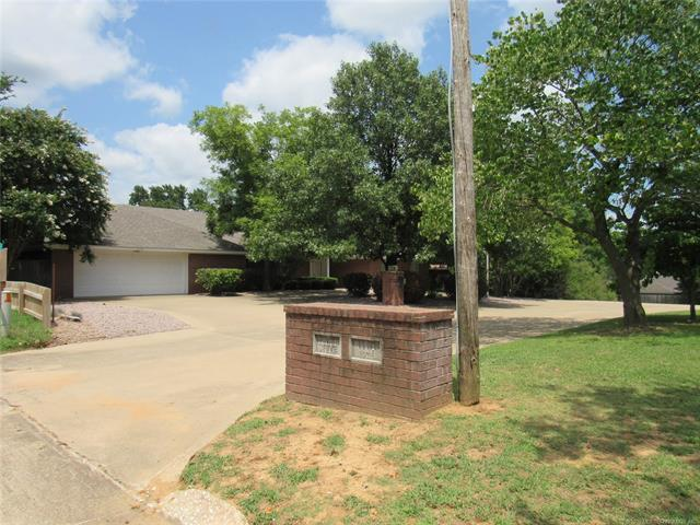 1116 Alma Drive, Durant, OK 74701 (MLS #1925351) :: Hopper Group at RE/MAX Results