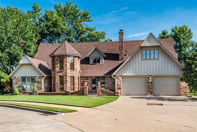 249 Turkey Creek Road, Bartlesville, OK 74006 (MLS #1925458) :: Hopper Group at RE/MAX Results