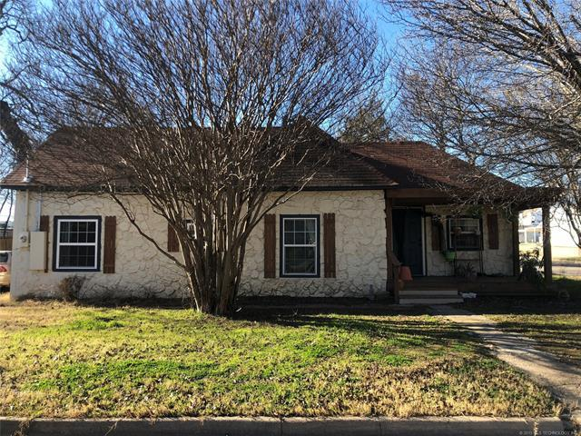 701 W Texas Street, Durant, OK 74701 (MLS #1925487) :: Hopper Group at RE/MAX Results