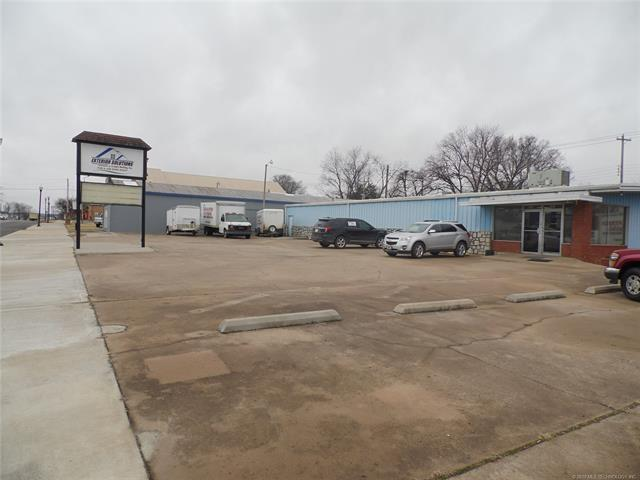 201 S Broadway Avenue, Haskell, OK 74436 (MLS #1925492) :: Hopper Group at RE/MAX Results