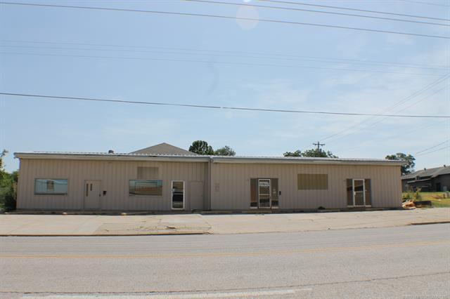 515 N Mission Street, Sapulpa, OK 74066 (MLS #1925556) :: 918HomeTeam - KW Realty Preferred