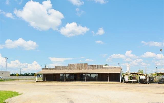 602 W Wilson Street, Valliant, OK 74764 (MLS #1925570) :: 918HomeTeam - KW Realty Preferred