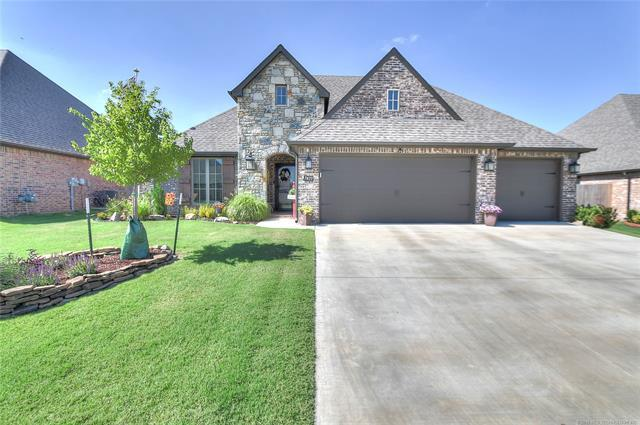 7403 E 82nd Street North, Owasso, OK 74055 (MLS #1925583) :: Hopper Group at RE/MAX Results