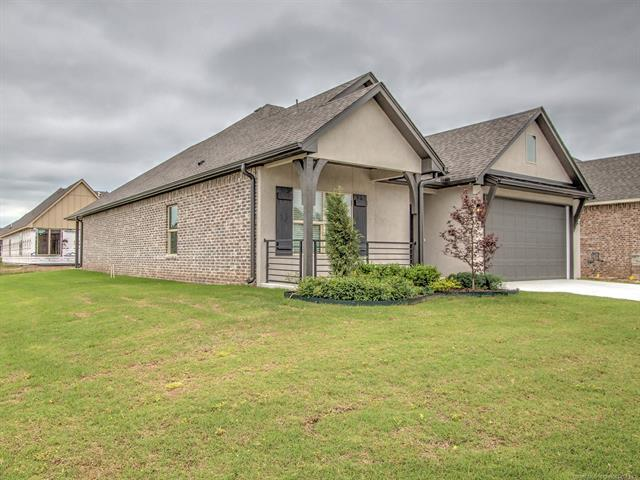 7432 E 126th Place, Bixby, OK 74008 (MLS #1925753) :: 918HomeTeam - KW Realty Preferred