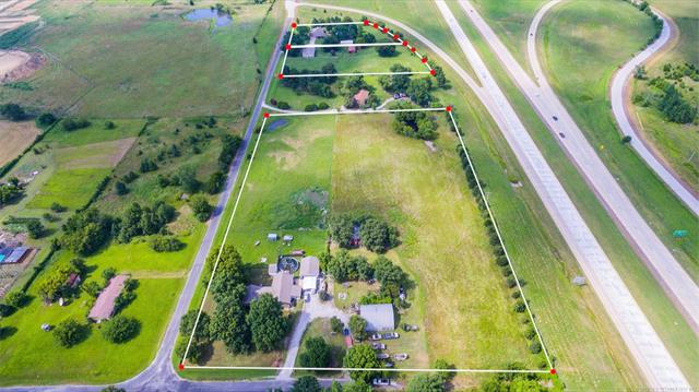 13509 E 122nd Street, Collinsville, OK 74021 (MLS #1925779) :: Hopper Group at RE/MAX Results