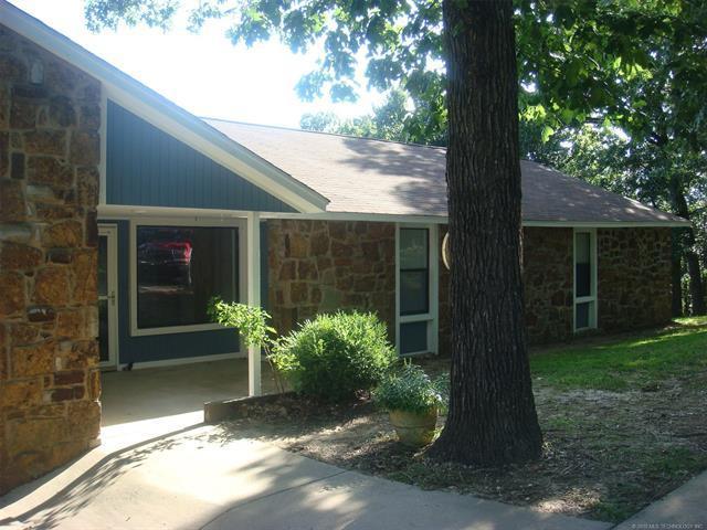 1478 Birch Bark Drive, Kansas, OK 74347 (MLS #1925815) :: Hopper Group at RE/MAX Results