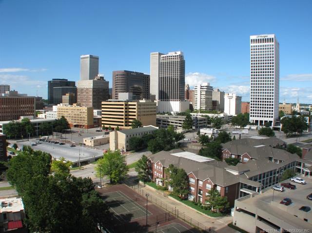 410 W 7th Street 1523F, Tulsa, OK 74119 (MLS #1925976) :: Hopper Group at RE/MAX Results