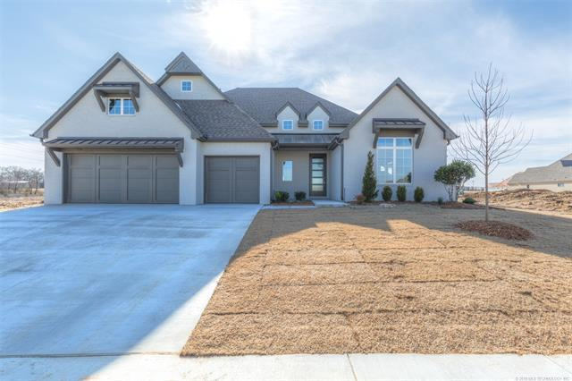 12919 S 6th Place, Jenks, OK 74037 (MLS #1926000) :: Hopper Group at RE/MAX Results