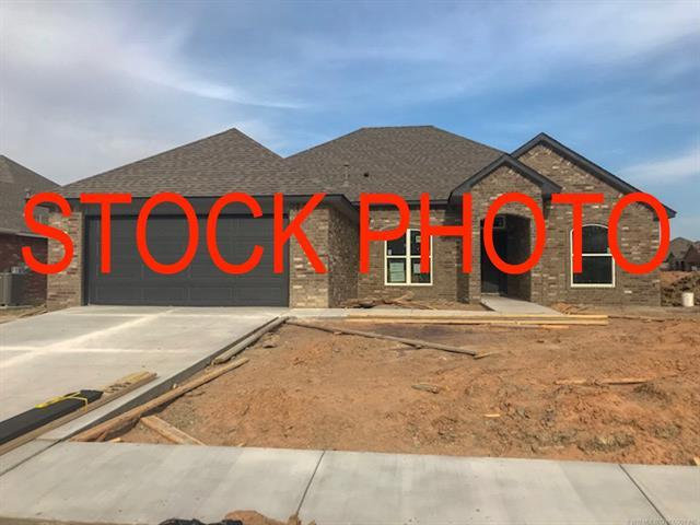 14761 S Maplewood Place, Bixby, OK 74008 (MLS #1926221) :: Hopper Group at RE/MAX Results