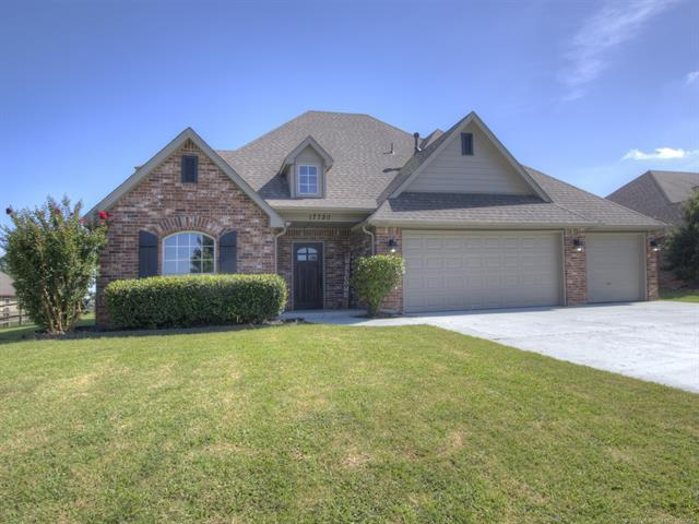 17780 E 121st Street North, Collinsville, OK 74021 (MLS #1926238) :: Hopper Group at RE/MAX Results