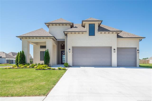 7392 E 126th Street S, Bixby, OK 74008 (MLS #1926387) :: Hopper Group at RE/MAX Results