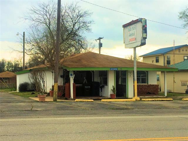 150 Cherokee Avenue, Langley, OK 74350 (MLS #1926388) :: 918HomeTeam - KW Realty Preferred