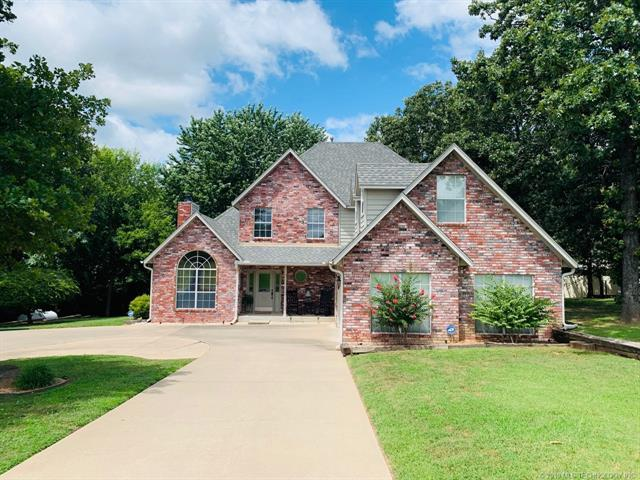 15408 N 149th East Avenue, Collinsville, OK 74021 (MLS #1926447) :: Hopper Group at RE/MAX Results