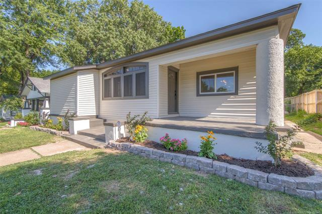 1815 W Cameron Street, Tulsa, OK 74127 (MLS #1926518) :: Hopper Group at RE/MAX Results