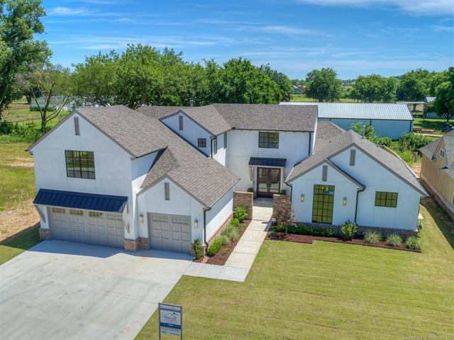 6644 E 128th Street S, Bixby, OK 74008 (MLS #1926543) :: Hopper Group at RE/MAX Results