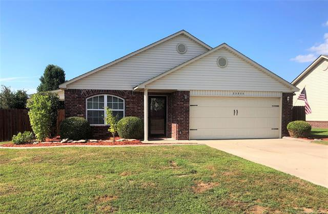 25955 E 90th Street S, Broken Arrow, OK 74014 (MLS #1926601) :: Hopper Group at RE/MAX Results