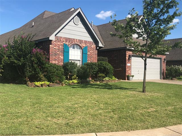 4603 S 178th East Avenue, Tulsa, OK 74134 (MLS #1926724) :: Hopper Group at RE/MAX Results