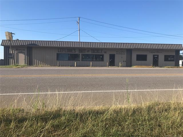 509 Highway 70 Highway E, Kingston, OK 73439 (MLS #1926852) :: Hopper Group at RE/MAX Results