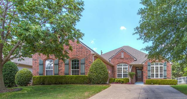 8667 E 104th Street S, Tulsa, OK 74133 (MLS #1927148) :: Hopper Group at RE/MAX Results