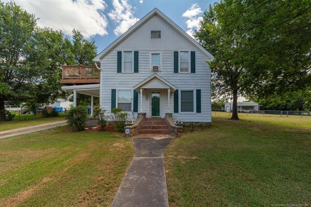 720 W Monroe Avenue, Mcalester, OK 74501 (MLS #1927429) :: Hopper Group at RE/MAX Results