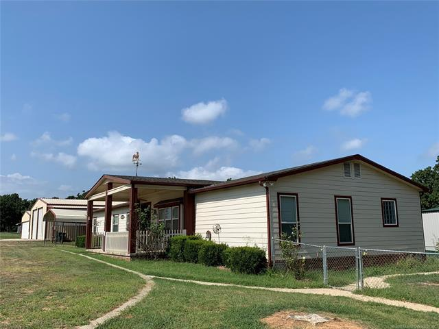 8351 Harmony Lane, Kingston, OK 73439 (MLS #1927791) :: Hopper Group at RE/MAX Results