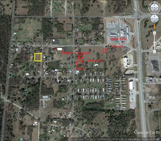 3545 Military Boulevard, Muskogee, OK 74401 (MLS #1928245) :: Hopper Group at RE/MAX Results